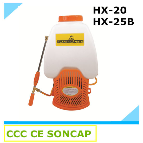25L/20L Electric Knapsack Fram Power Sprayerwith High Pressure Pump (HX-25B/20)
