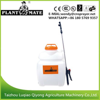 18L High Quality Plastic Agricultural Backpack Power Electric Battery Sprayer (HX-18D)