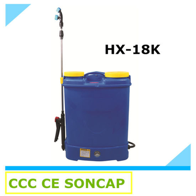 Durable Electric Knapsack Agricultural Power Sprayer Machine Price (HX-18K)