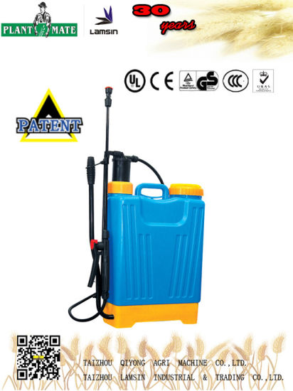 18L Manual Knapsack Hand Sprayer (3WBS-18M)