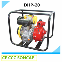 2inch High Pressure 170f Diesel Water Pump Price India (Dhp-20)