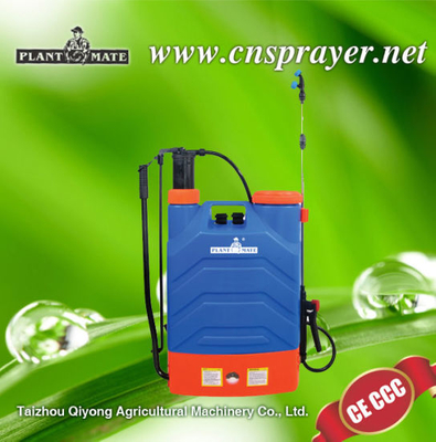 High Quality 20L Electric Knapsack Farm Power Sprayer Machine Price (HX-D18G)