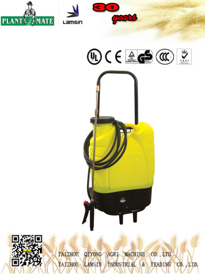 20L Electric Knapsack Sprayer for Agriculture/Garden/Home (HX-H20A)