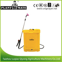 18L High Quality Plastic Agricultural Backpack Battery Sprayer (HX-18F)