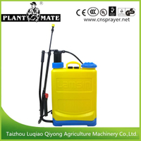 16L High Quality Plastic Agricultural Manual Sprayer (3WBS-16T)