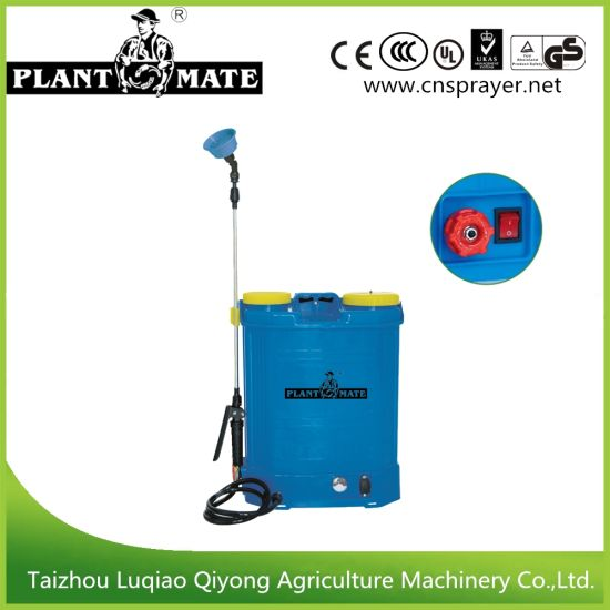 16L Auto Mixing Electric Sprayer Pump Sprayer (HX-16C-3)