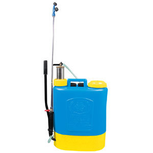 Ss Pump 16L Fruit Tree Knapsack Agricultural Manual Sprayer (3WBS-16M)